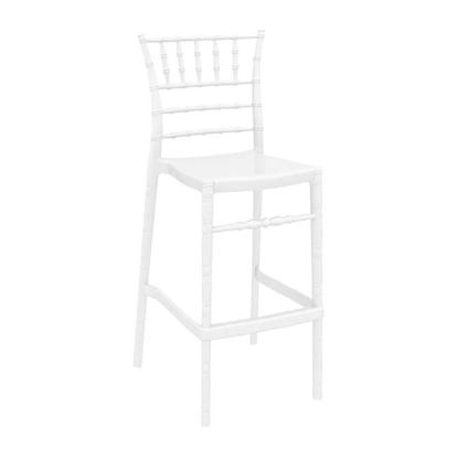 Εικόνα της ΤΣΙΑΒΑΡΙ GLOSSY WHITE(Σ4)75εκ.ΣΚΑΜΠΟ