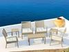 Εικόνα από OCEAN DOVE GREY ΤΡΑΠΕΖΙ 90Χ45Χ45εκ. ΠΟΛ/ΝΙΟΥ