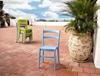 Εικόνα από Καρέκλα Πολυπροπυλενίου 24τμχ Tiffany Light Blue 45Χ51Χ85εκ.