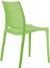Εικόνα από Καρέκλα Πολυπροπυλενίου 22τμχ Maya Tropical Green 44Χ50Χ81εκ.