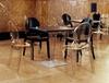 Εικόνα από Καρέκλα Ακρυλική 4τμχ Elizabeth Glossy Black 47X50X90εκ.