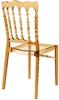 Εικόνα από Καρέκλα Ακρυλική 4τμχ Opera Amber Transparent 45Χ52Χ92εκ.