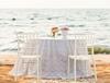 Εικόνα από Καρέκλα Ακρυλική 4τμχ Chiavari Glossy White 45X51X91εκ.