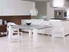 Εικόνα από Πολυθρόνα Πολυπροπυλενίου Ακρυλική 4τμχ Carmen White Glossy White 54X51X80εκ.