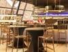 Εικόνα από Σκαμπό Μπάρ Ακρυλικό 4τμχ Opera75 Amber Transparent 48Χ52Χ113εκ.